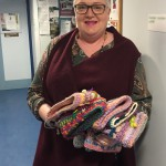 Call for donations as talented hospital manager gets crafty for the care of dementia patients