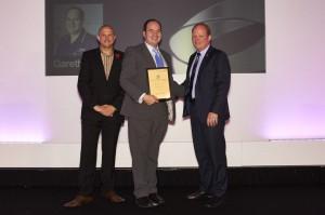 Gareth Shaw - Patient Safety Award