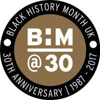 Black History Month 1st - 31st October 2017