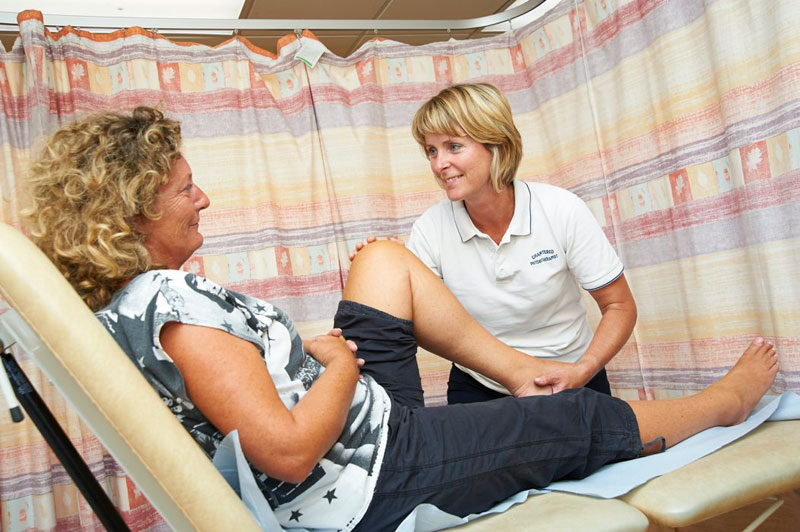 New Self Referral Physiotherapy Scheme Eases The Pain Of