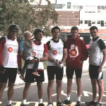 Good Hope Hospital leads national sepsis campaign with cycle to Westminster