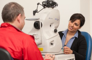 Diabetic eye screening