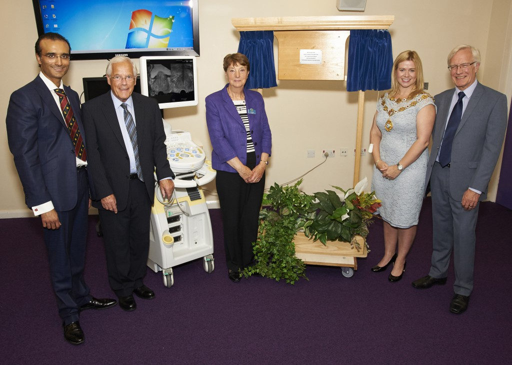 £200,000 donation improves care for prostate cancer patients at Good Hope Hospital