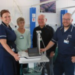 Patients with cancer to benefit from portable ECG donation
