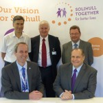 Solihull first to pilot new way of working in health and social care