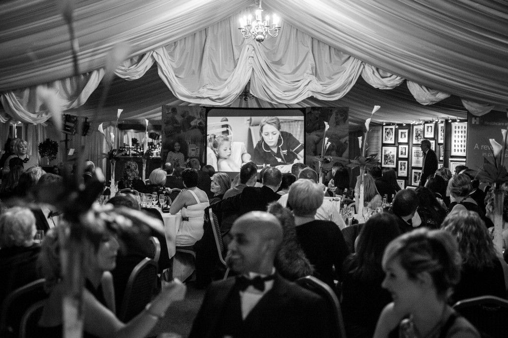 A glamorous night at black tie ball as vital funds are raised for Good Hope Hospital