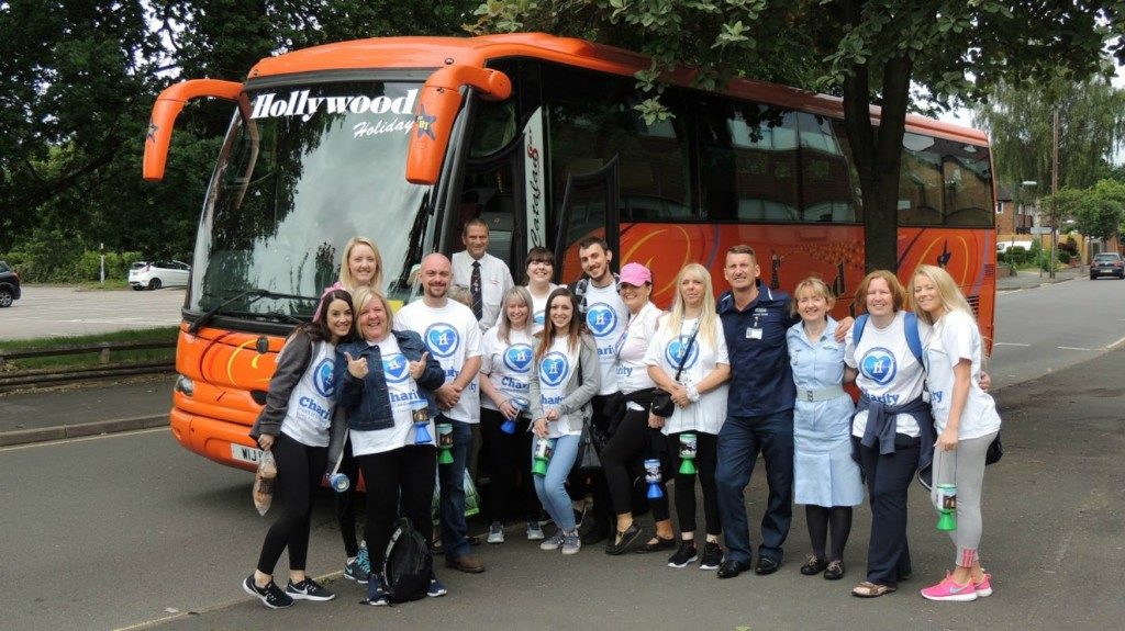 'I want to go home' charity event raises vital funds for dementia and delirium care