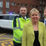 Community ambulance station launches at Solihull Hospital