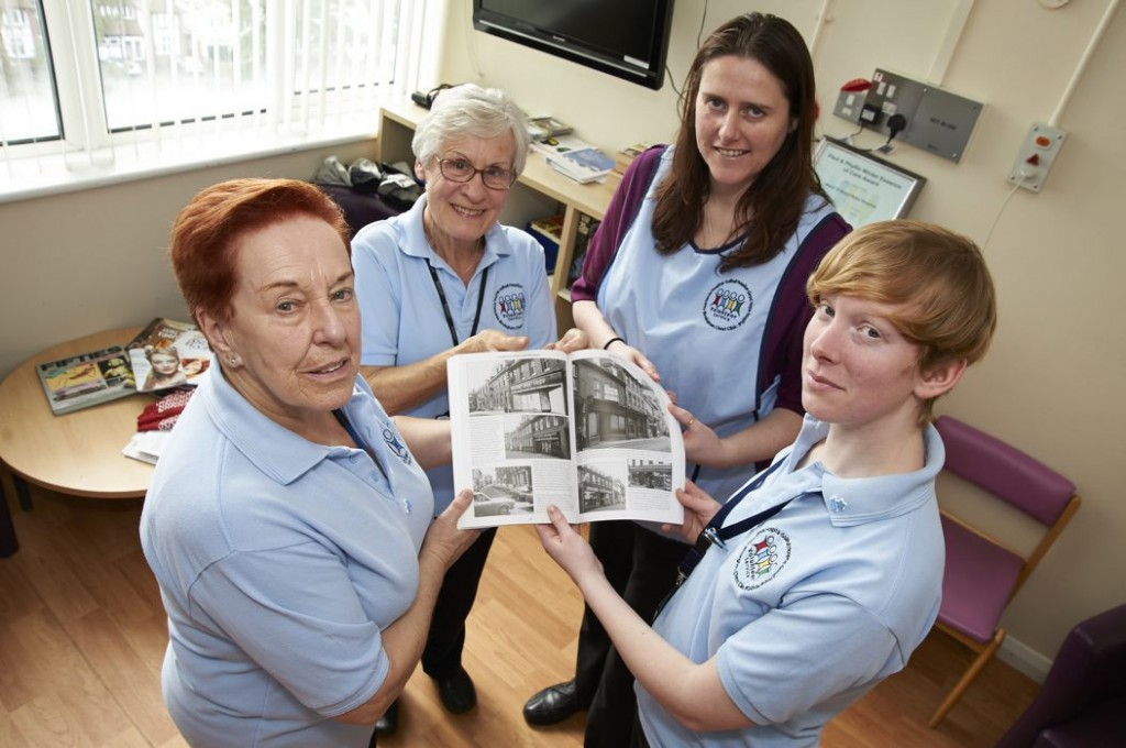 Call for volunteers to help patients take a trip down memory lane