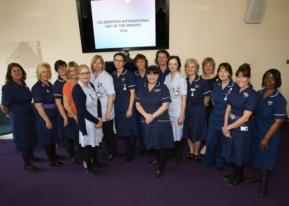 International Day of the Midwife celebrated with special awards ceremony