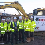 Work starts on multi-million pound AMU facility at Good Hope Hospital