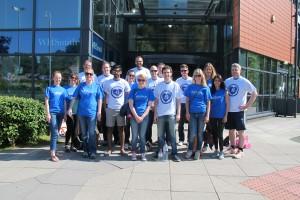 Nielsen volunteers at Good Hope
