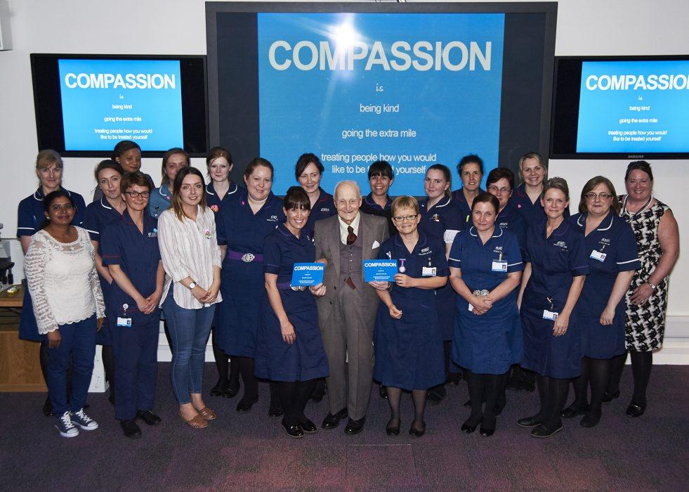 Celebrating compassion on International Nurses Day