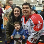 National champions coming 'home' to Solihull for ice hockey star's cancer unit campaign