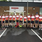 Cycle4Sepsis complete mammoth ride to Cardiff