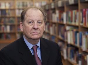 Sir Ian Kennedy at Solihull Hospitall