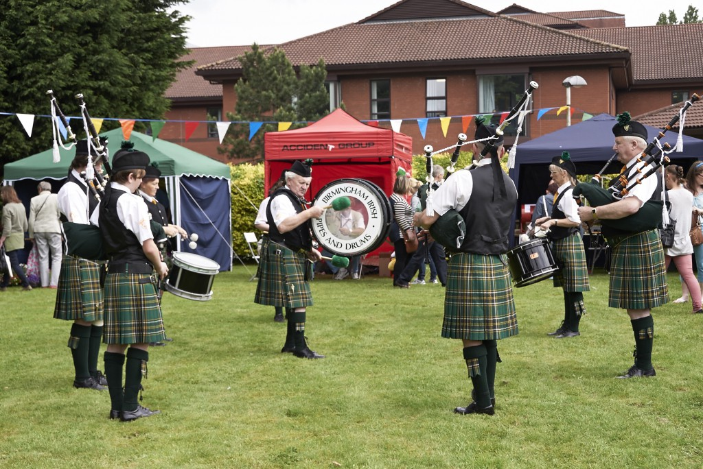 Fun for all the family at Solihull Hospital fundraising fete