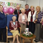 Hospital staff arrange surprise celebration for popular patient's 100th birthday