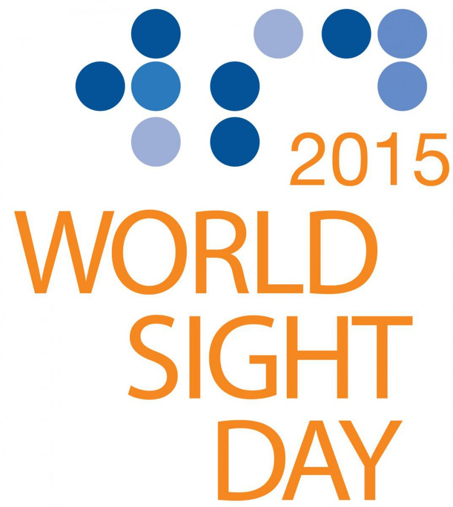 Focusing on World Sight Day