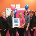 Celebration to mark prestigious international 'baby friendly' award