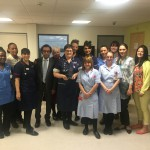 Award in memory of former patient won by Good Hope's new frailty unit