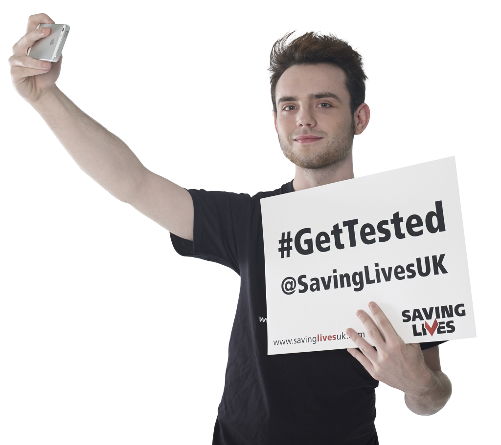 HIV positive teenager urges young people to get tested in run up to World AIDS Day