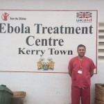 Birmingham medics tell their story after returning from frontline fight against Ebola