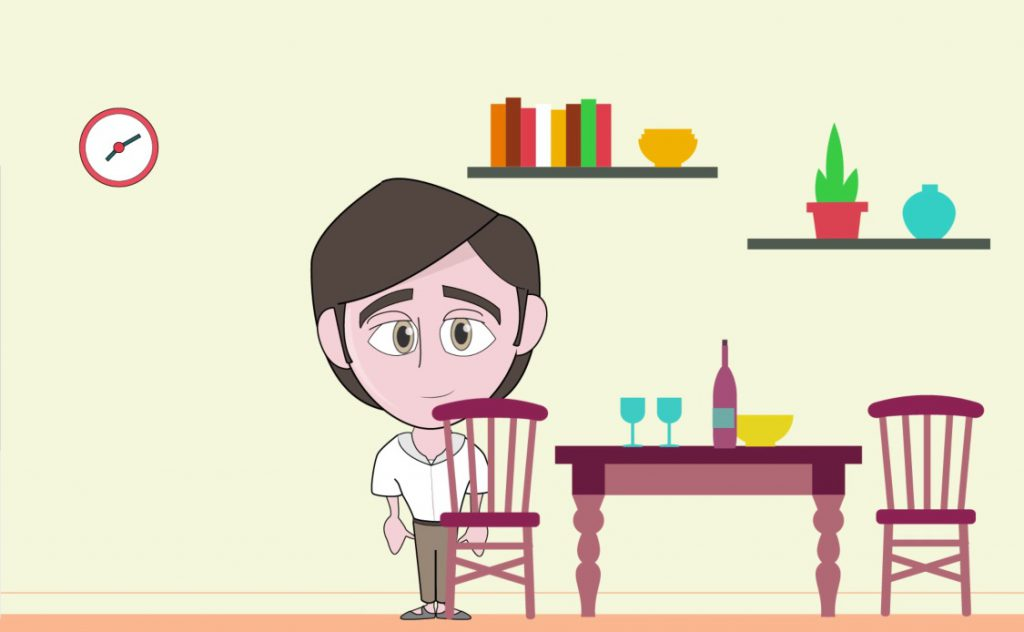Animation launched by hospital trust to convey vital back pain advice
