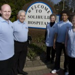 Make a difference by volunteering at your local hospital